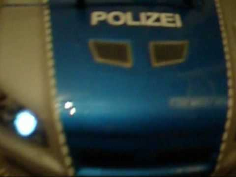 Fast fertiges RC-Car als deutsche Polizei...