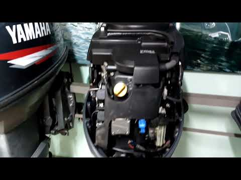 Продажа лодочного мотора во Владивостоке Yamaha F30лс