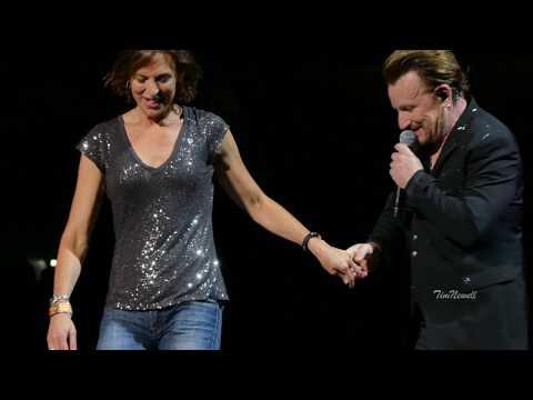 "U2 ""Mysterious Ways"" (Live, 4K, HQ Audio) / Firstenergy Stadium, Cleveland / July 1st, 2017"