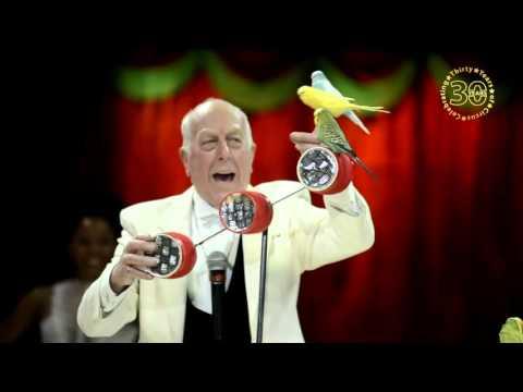 Zippos Circus CELEBRATION Norman Barrett MBE