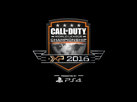 Call of Duty World League Championship Presented by PlayStat