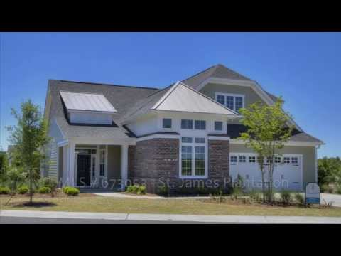 SOLD! New Amelia Cove Model Home for Sale in SeaSide at St. James Plantation