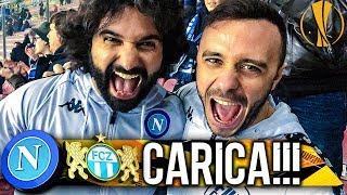 CARICA!!! NAPOLI 2-0 ZURIGO | LIVE REACTION SAN PAOLO 4K