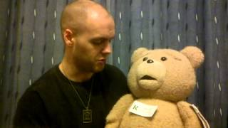 Ted - Teddy Bear Stuffed Toy Review - Brand X Reviews (BXR)