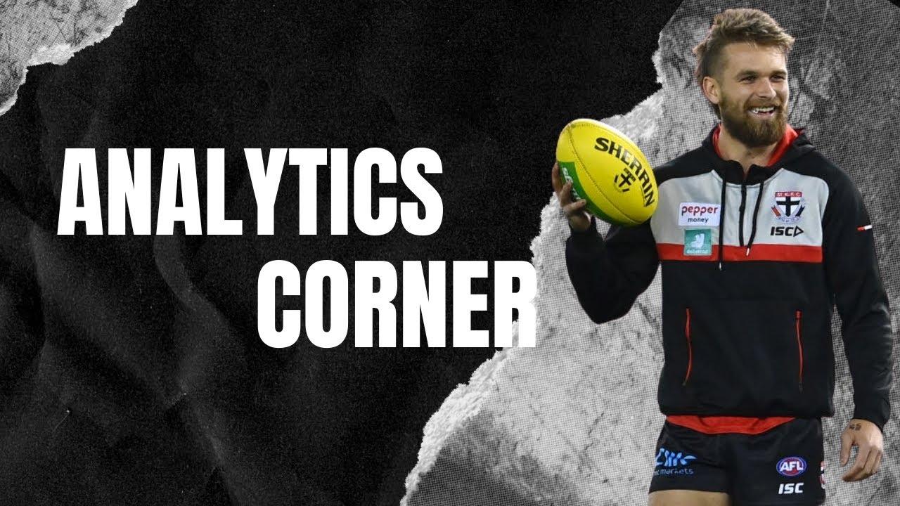 AFL Round 5, 2020   Analytics Corner   How to Beat St Kilda