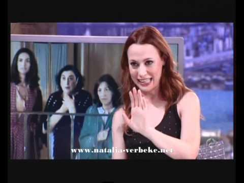 Natalia Verbeke en El Hormiguero  07062012 Parte 1