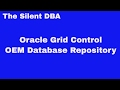 Oracle Database Repository For Grid Control