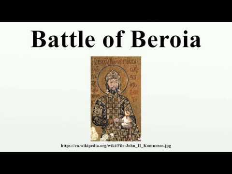 Battle of Beroia
