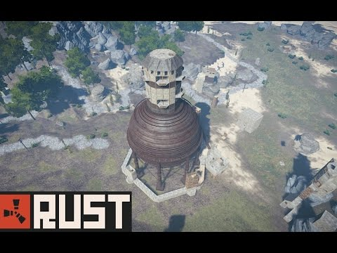 Rust: Monument Bases  (OLD)