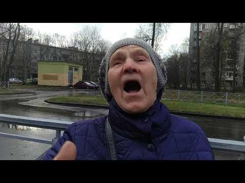 Коммунальная авария . СПб, ул. Орбели.