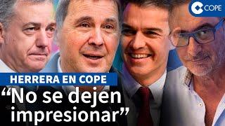 Herrera reacciona a las palabras de Otegi sobre las víctimas de ETA