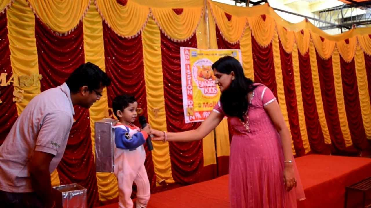 Smart kids Fancy Dress Competition- 1st Sep 2012.Eashan as ...