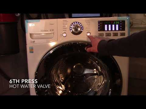 Samsung Top Load Washer In Demo Mode Doovi