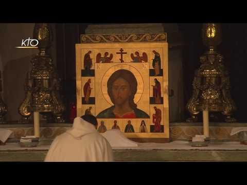 Vêpres et messe du 28 janvier 2017