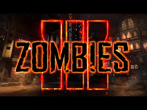 Cod black ops 3 the first time ever giant zombies map