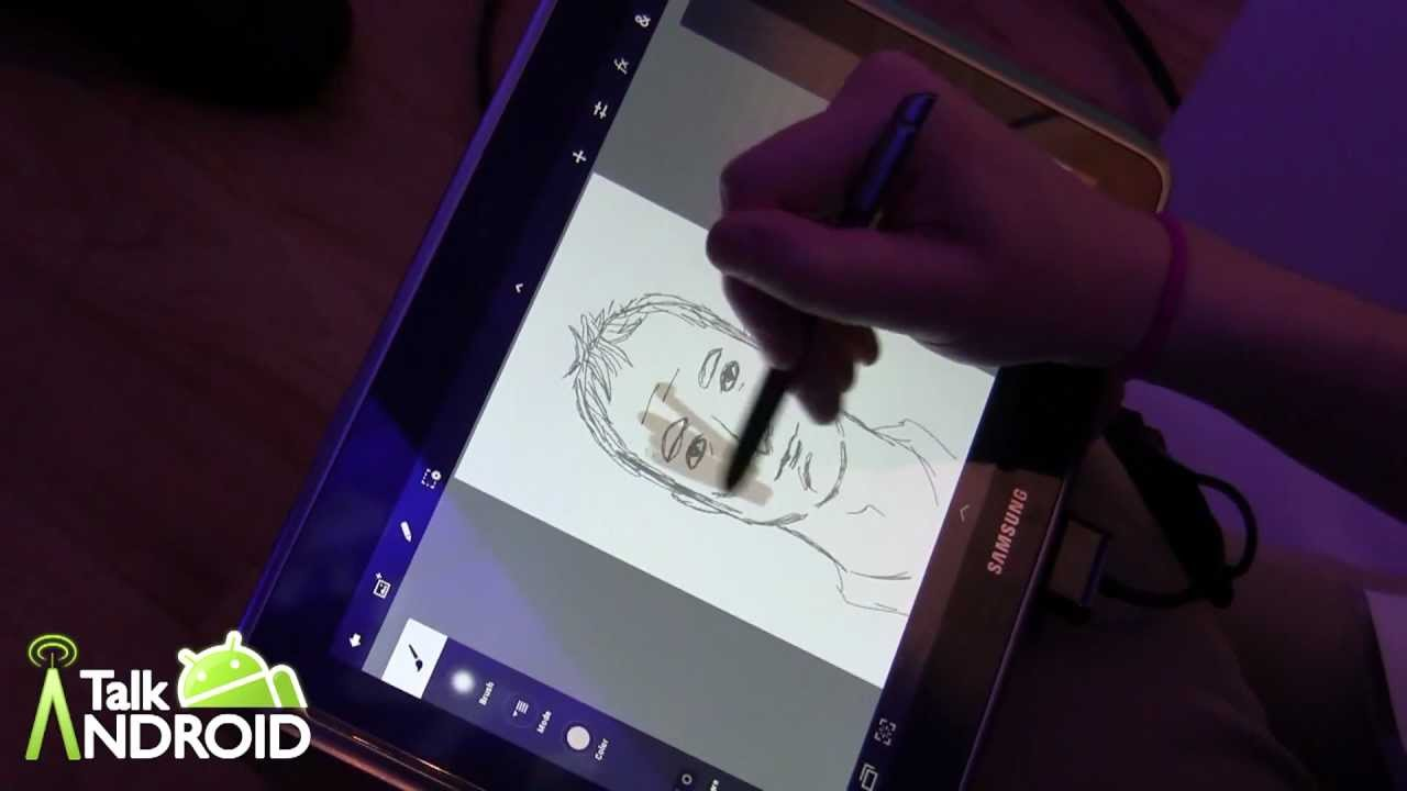 How To Draw On Photoshop With Touch Screen
