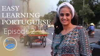 Learn Portuguese - Beginners- Lesson 2