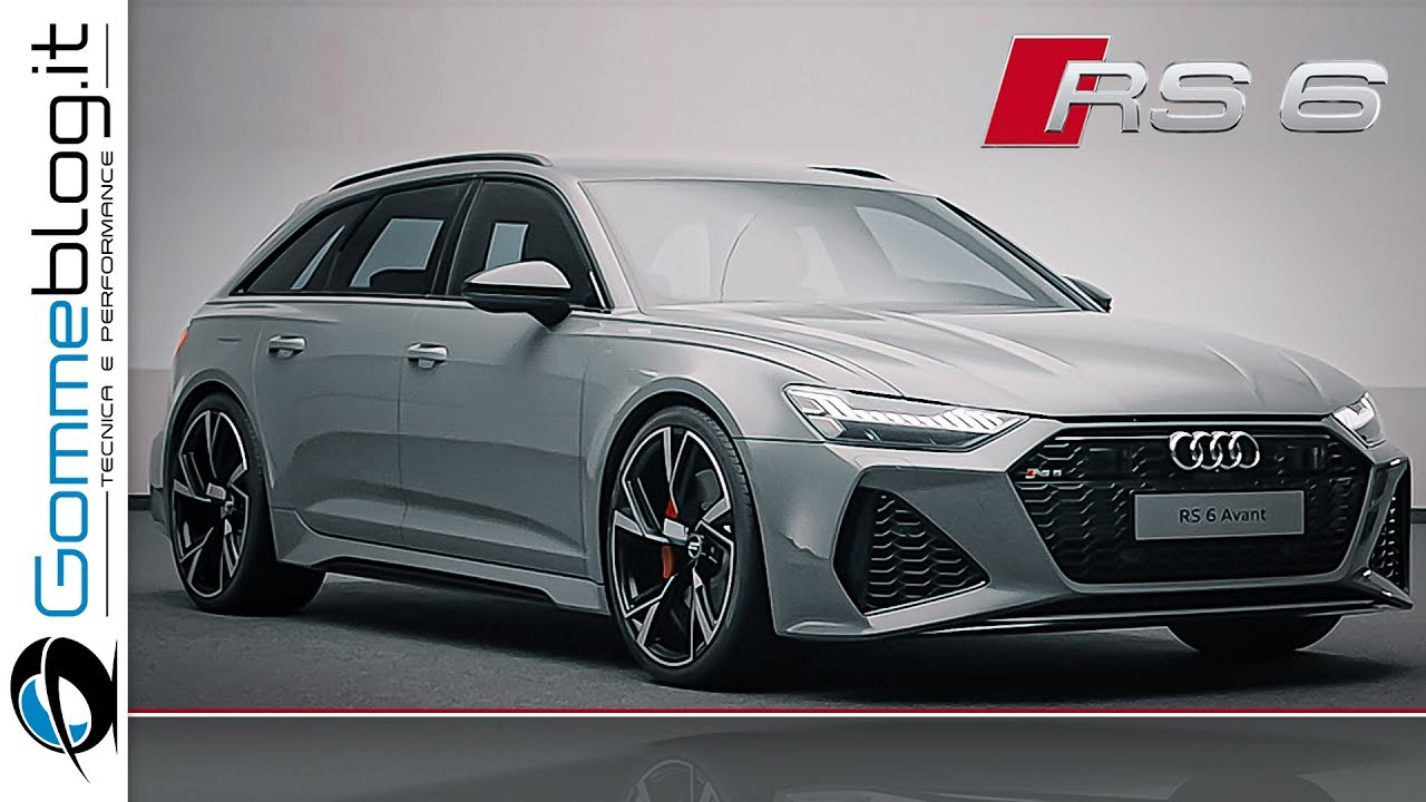 2020 Audi Rs6 Tech Features 2019 Hyper Wagon Youtube