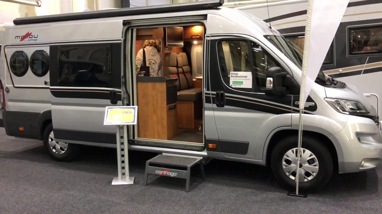 Malibu Van 9 LE Carthago Kastenwagen-Wohnmobil  VLOG #9