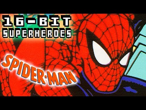16-bit Superheroes: Spider-Man vs. The Kingpin (Genesis) - Electric Playground Review