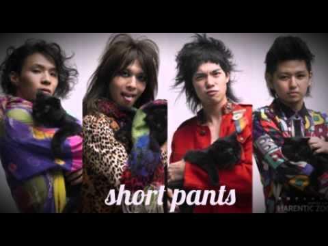 Short pants-kuroneko chelsea