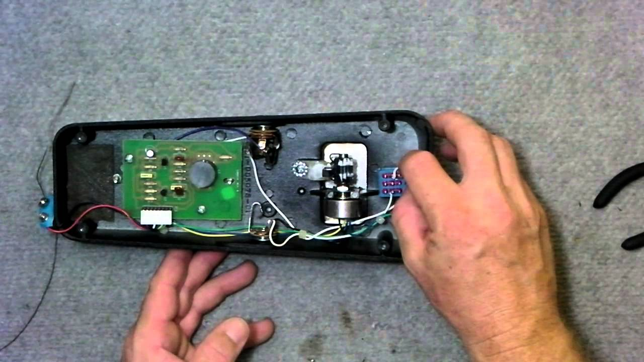 How To Mod A Wah Pedal For True Bypass Vox V847