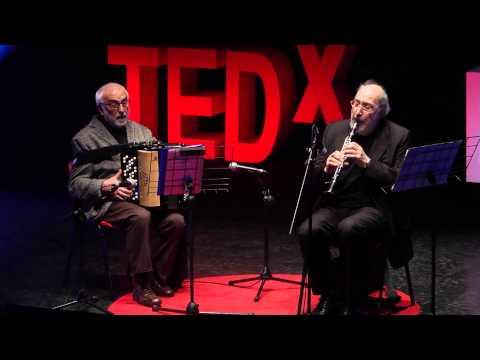 Performance: Gianluigi Trovesi & Gianni Coscia at TEDxBergamo