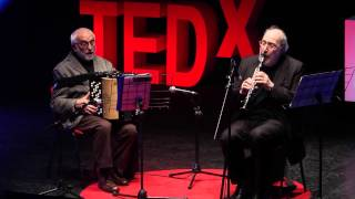 Performance: Gianluigi Trovesi & Gianni Coscia at TEDxBergamo