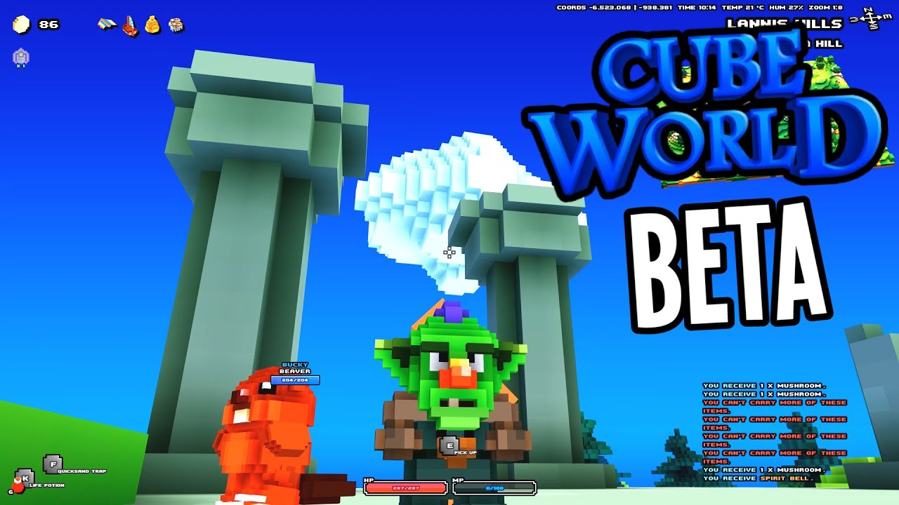 undefeated x cheap for discount great fit Cube World 2019 - NEW Steam Beta is Here! Is it Worth the Wait?! Let's Find  out!