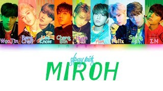 Stray Kids - MIROH |Sub. Español + Color Coded| (HAN/ROM/ESP)