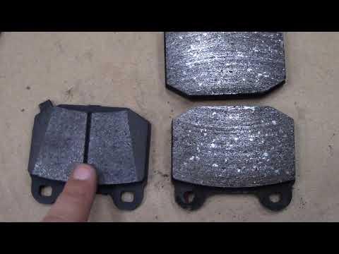 Lotus Elise brake pad replacement DIY