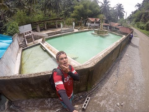 Searching For Hidden Hot Springs and Waterfalls... (Compostela Valley, Mindanao)