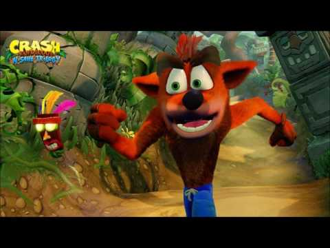 Crash Bandicoot 2 - Crash Dash / Crash Crush / Un-Bearable Death Route [2017 Remastered]