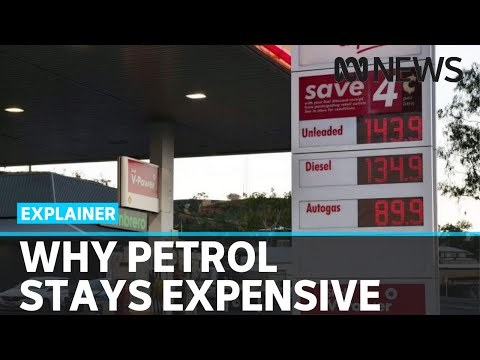 Explained: If crude oil is so cheap, why is my petrol still expensive? | ABC News
