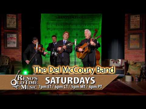 Del McCoury Band on Reno's Old Time Music with Ronnie Reno on RFD-TV November 23 | 7:00 pm EST