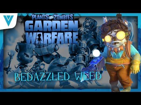 Plants Vs Zombies Garden Warfare 2 Bedazzled Weed - Electrician