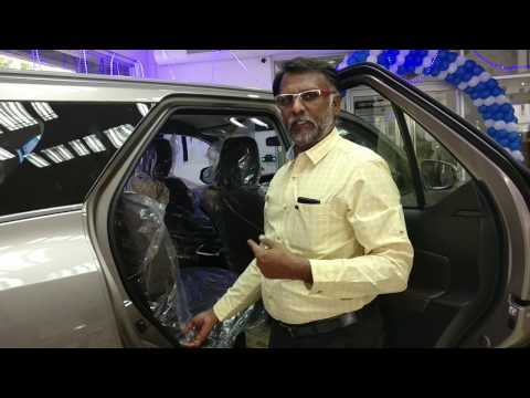 Toyota Fortuner New 2016- Features(Tamil)