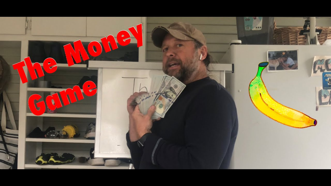 THE MONEY GAME – Making Money with money #millionaire #money #dividends