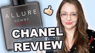 Allure Homme Sport Eau Extreme | CHANEL REVIEW