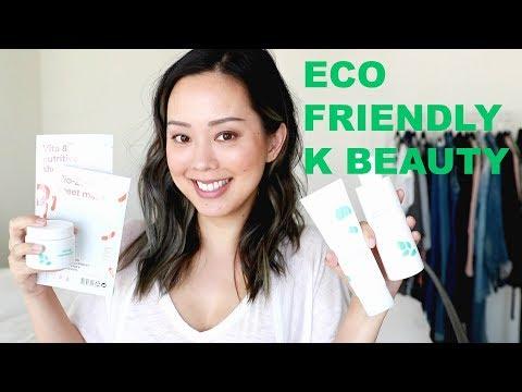NEW KOREAN SKINCARE REVIEW SENSITIVE SKIN & ECO FRIENDLY thumbnail