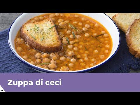 Zuppa Di Ceci Youtube