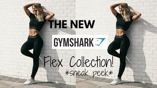 The New Gymshark Flex Collection | EVERYTHING YOU NEED TO KNOW! | Try On Haul
