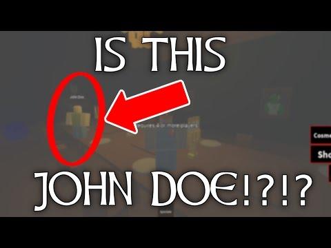 Roblox Hack John Does Account John Doe Hacked This Account John Doe Facts Theories Roblox Mysteries Youtube