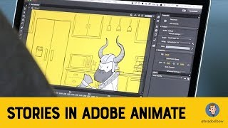 How I Make Storytime Videos in Adobe Animate (Flash)