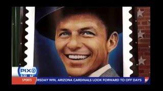 Sinatra 100th Birthday Celebrations - WPIX - 12 December 2015