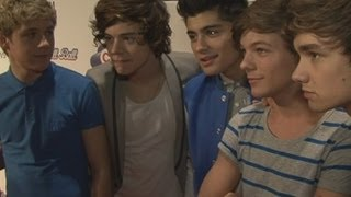 One Direction in chlamydia scare after handling koala in Australia