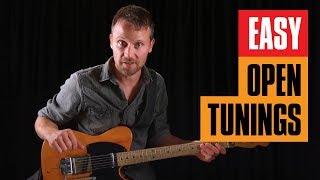 Open D Tuning Made Easy | Guitar Tricks
