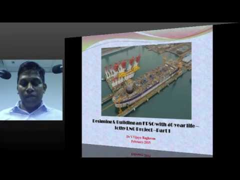 MESC PUBLIC LECTURE :Designing & Constructing a Floating Production Storage & Outage  (FPSO)