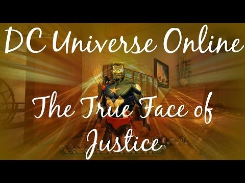 DC Universe Online-Who is the REAL American Hero