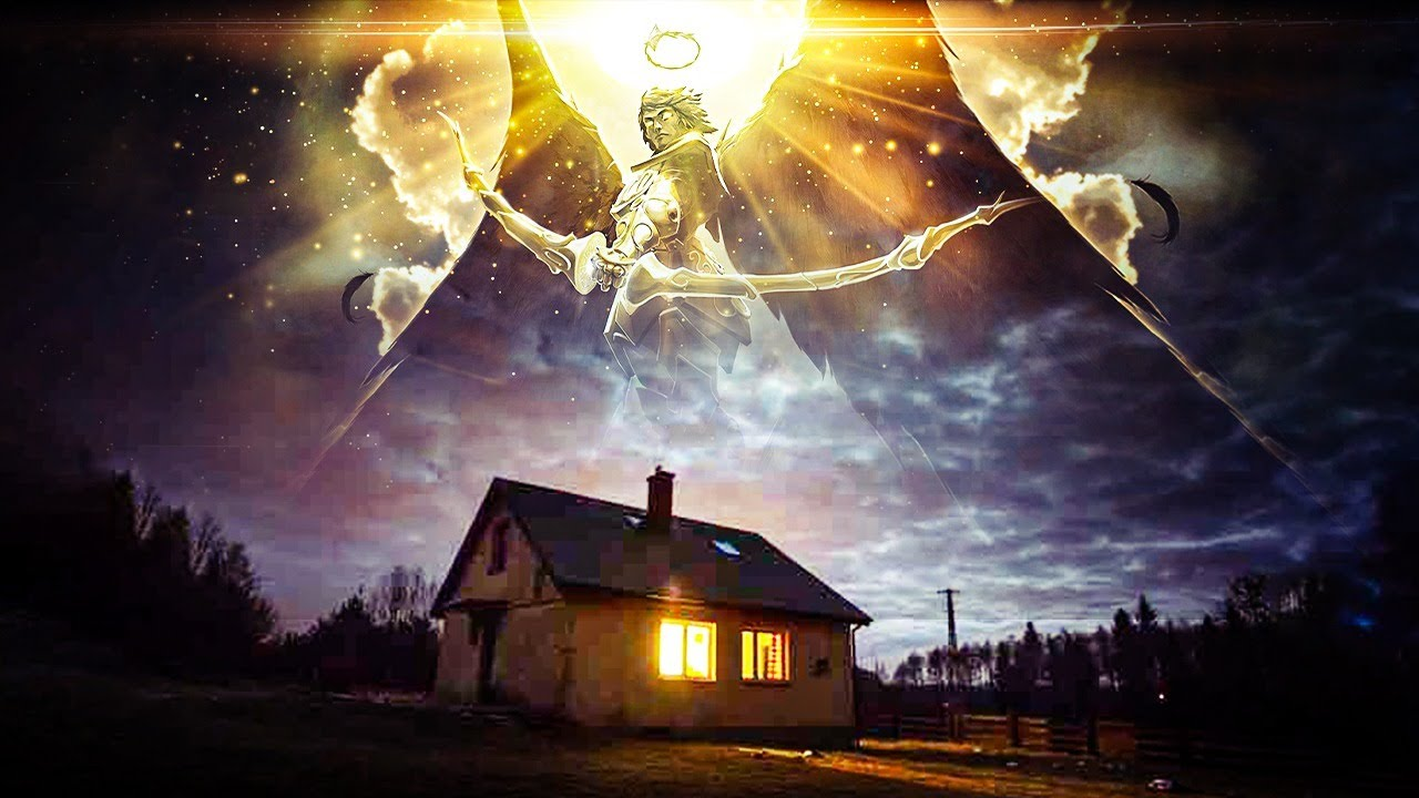 The Angel Guarding Your Home - You Might Want To Watch This Video Right Away